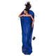 Cocoon MummyLiner - Fundas para sacos - Silk azul